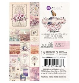 Prima Marketing Prima Marketing Moon Child 3x4 Journaling Cards