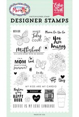 Echo Park Motherhood Clear Stamps