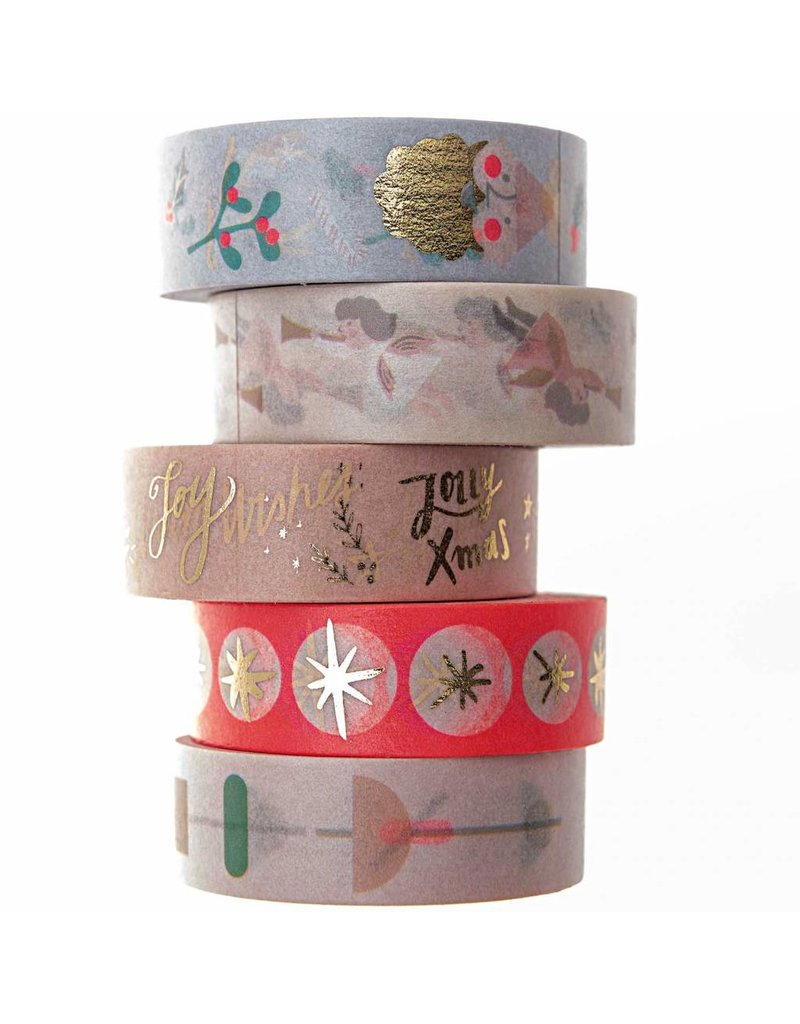 Paper Poetry Washi Tape Set Jolly