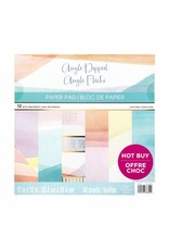 Craft Smith Craft Smith Angle Dipped Paper Pad 12x12