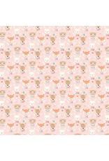 Echo Park Hello Baby Girl Cardstock 12x12   4x6 Journaling Cards