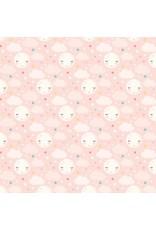 Echo Park Hello Baby Girl Cardstock 12x12   4x4 Journaling Cards