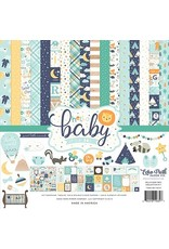 Echo Park Hello Baby Boy  12x12 Collection Kit