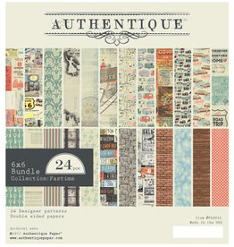 Authentique 6x6 Paper Pad Pastime