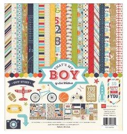 Echo Park That's My Boy 12x12 Collection Kit von Echo Park