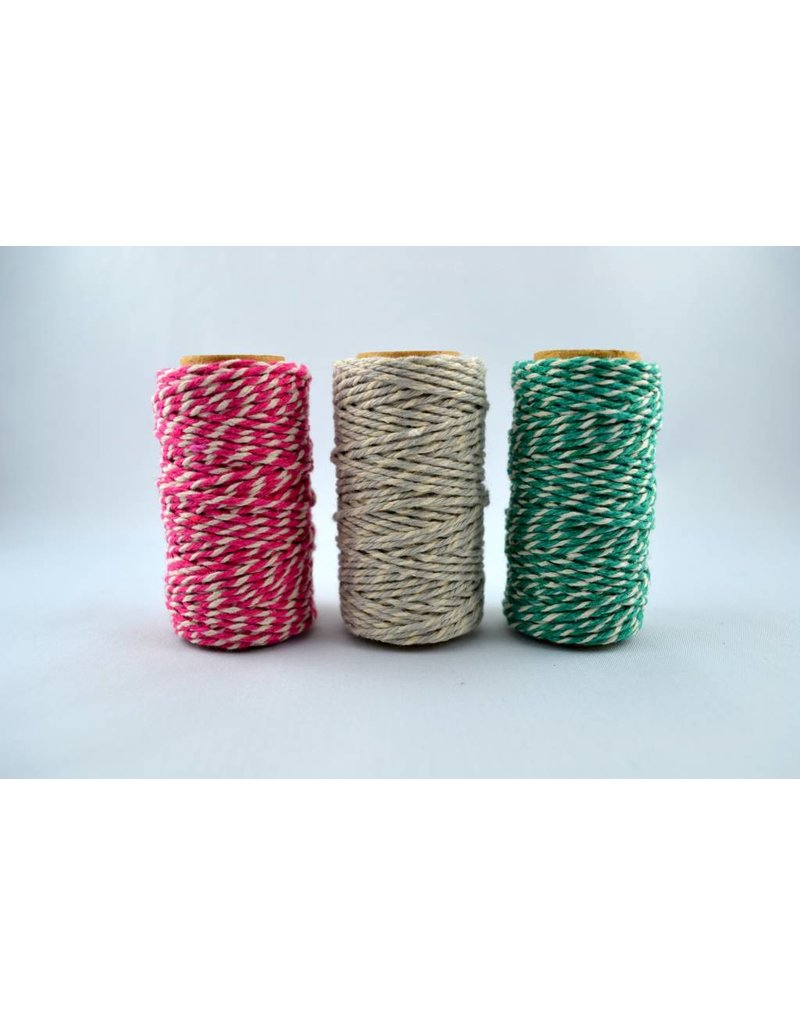 Papermania Bakers Twine Set 3 x 20m