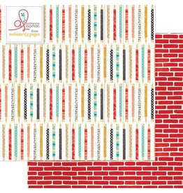 Websters  Pages Playful Pencils Sheet 12x12 Webster`s Pages