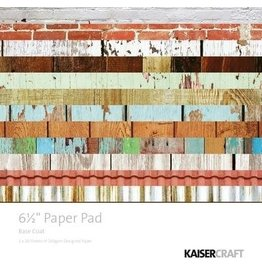 Kaisercraft Base Coat Paper Pad 6,5x6,5 von Kaisercraft