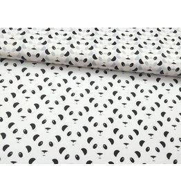 10 Blatt Seidenpapier    Panda