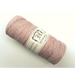 Hemptique 62,5m Hanf Kordel von Hemptique Powder Pink
