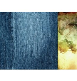 Kaisercraft Kaisercraft Base Coat Denim Cardstock 12x12