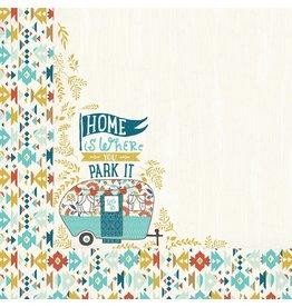 Adventure Cardstock Paper 12x12