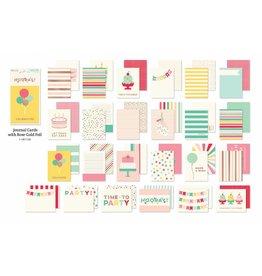 My Mind`s Eye Hooray Journal Cards 3x4 von MME