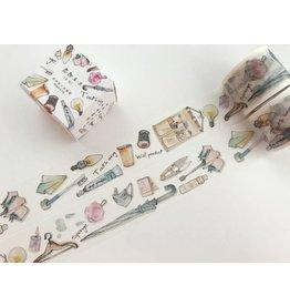 Life Tools Washi Tape 30mm x 7m