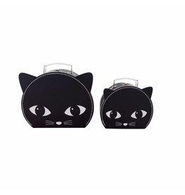 Koffer 2er-Set Black Cat