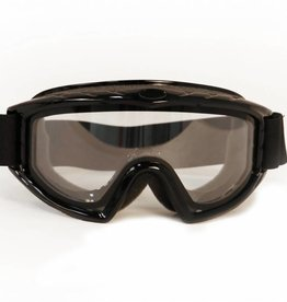 GOGGLE Masque de ski NOIR