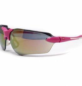 GLASS-3 Lunettes de soleil de sport roses