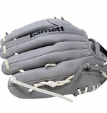 "FL-120 gant de baseball cuir haute qualité infield/outfield/pitcher 12"", gris clair"