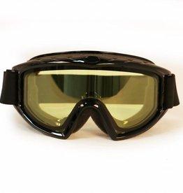 GOGGLE Masque de ski JAUNE