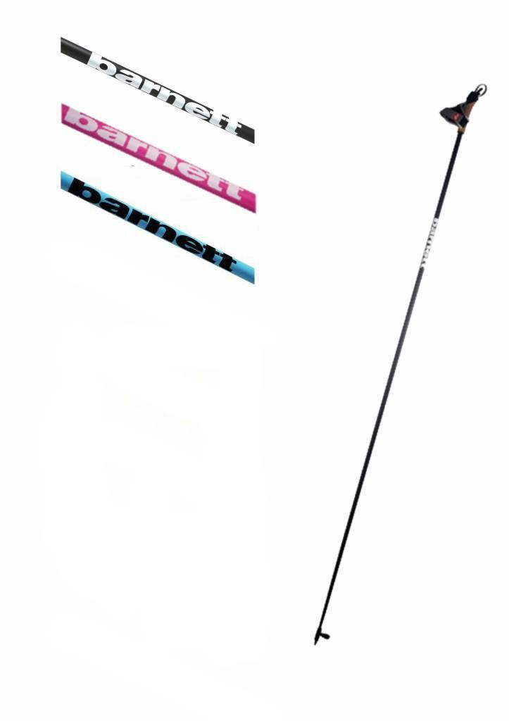 XC-HM Bâtons carbone de ski (de fond et ski-roues) haut module (x2)