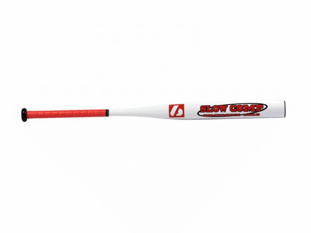 "SLOW COMP Batte Softball SLOWPITCH composite 1pcs, taille 34"""