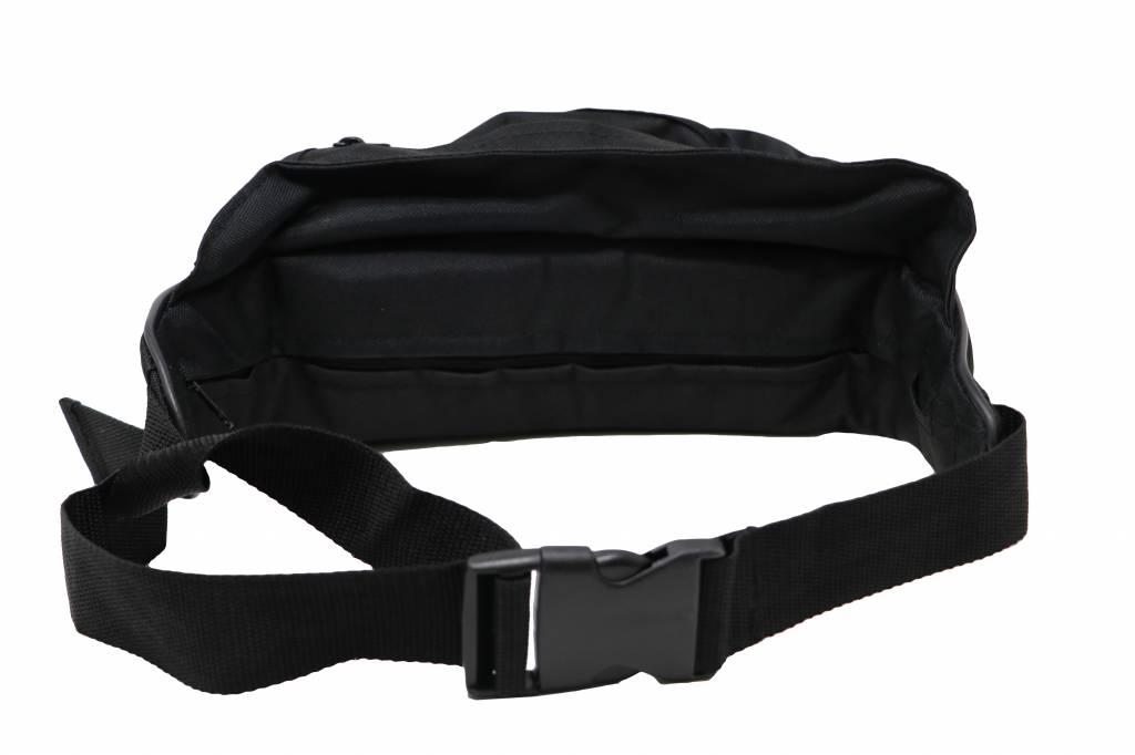 BACKPACK-05 Porte bidon, noir