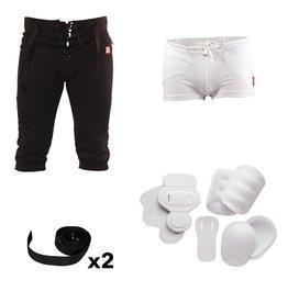 FKTP-02 Kit protections avec pantalon PRO (1x FP-2+ 1x FS-01+1x FKJ-01+ 2x CMS-01)