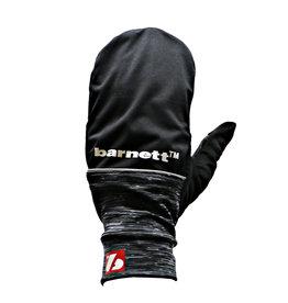 NBG-13 gant moufle hiver et ski  -5° a -10° -noir