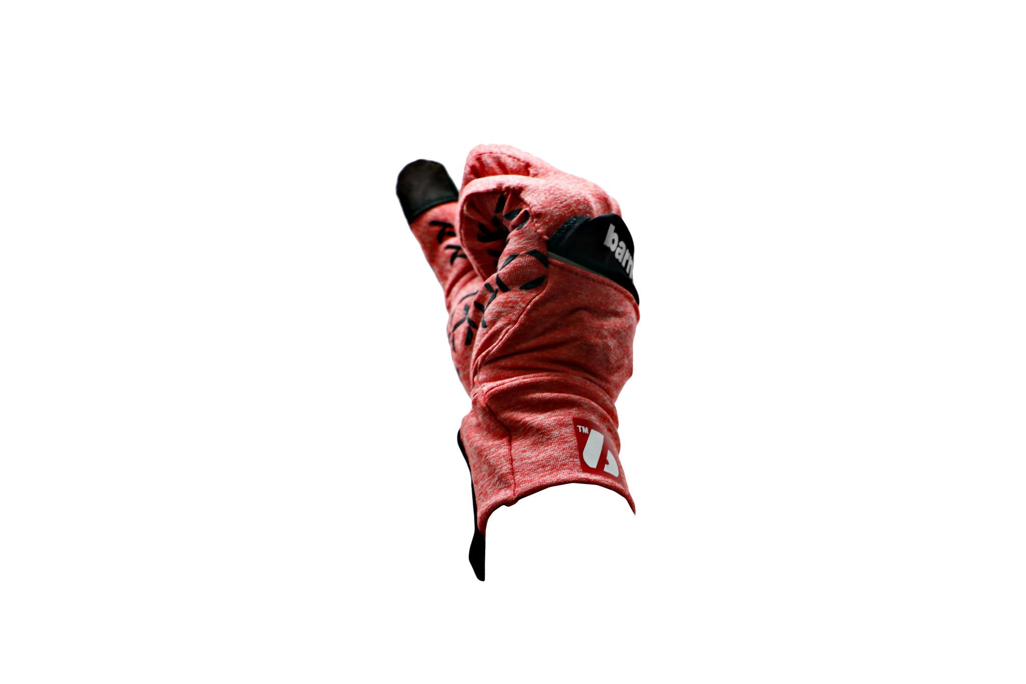 NBG-13 gant moufle hiver et ski  -5° a -10° - rose