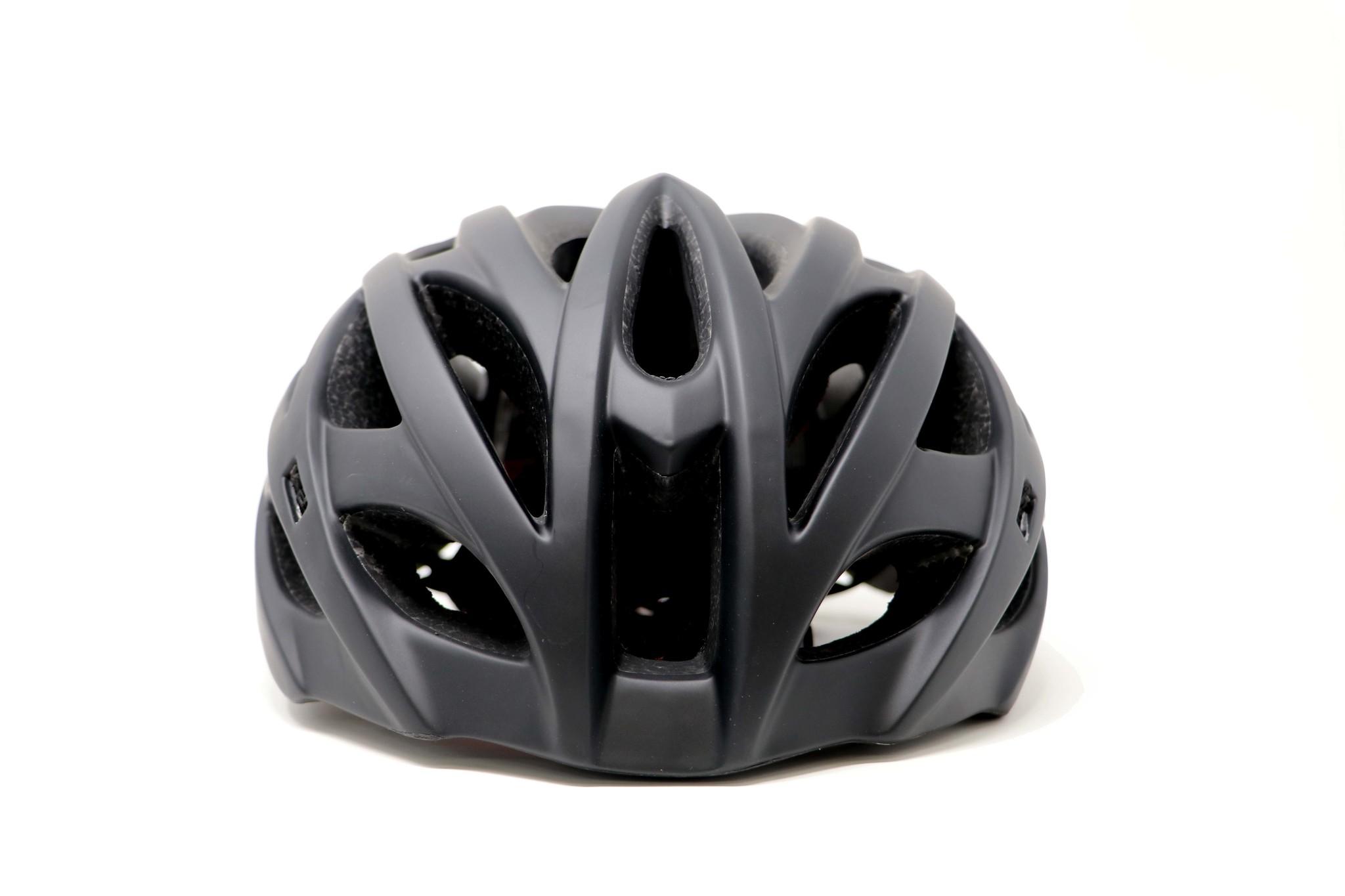 H93 Casque de vélo et de ski roues NOIR