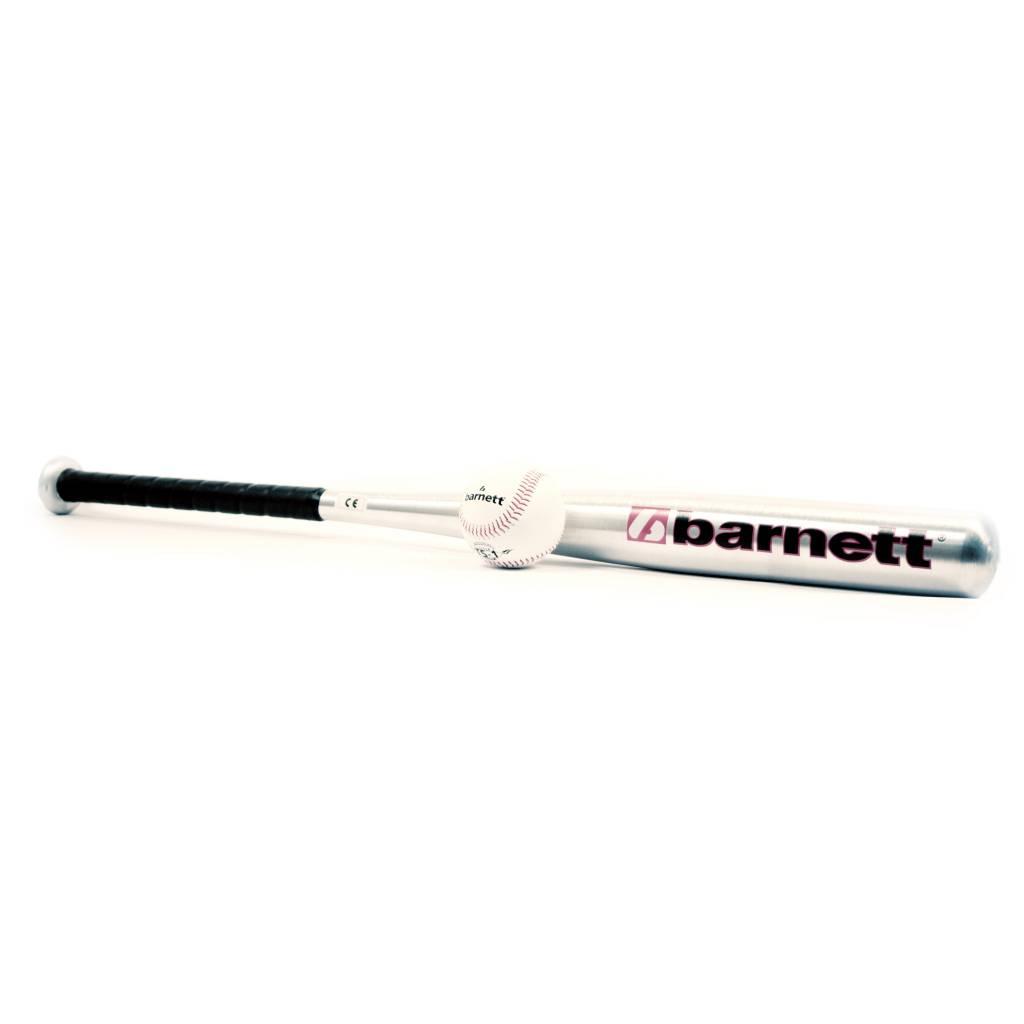 BBAL-3 Kit de baseball batte-balle, junior, aluminium (BB-1 28, TS-1)