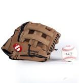 GBSL-1 Kit de baseball gant, balle senior cuir (SL-127, LL-1)