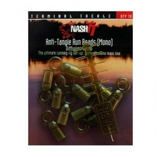 Nash anti-tangle run beads mono | diffusion camo | 10 pcs