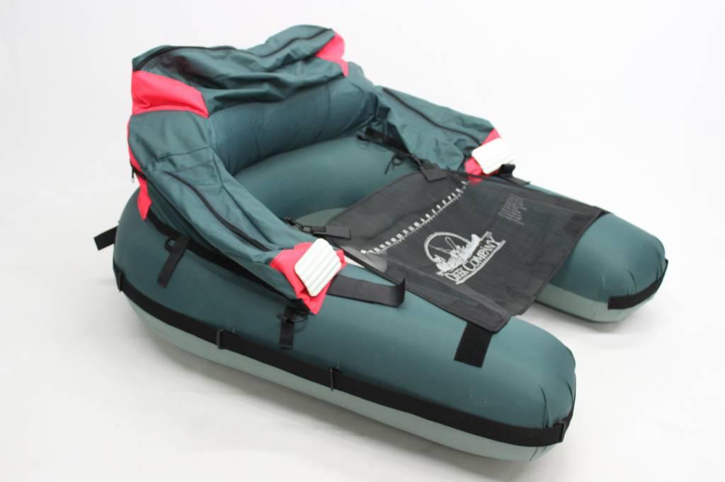 Nieuwe & tweedehands bellyboats