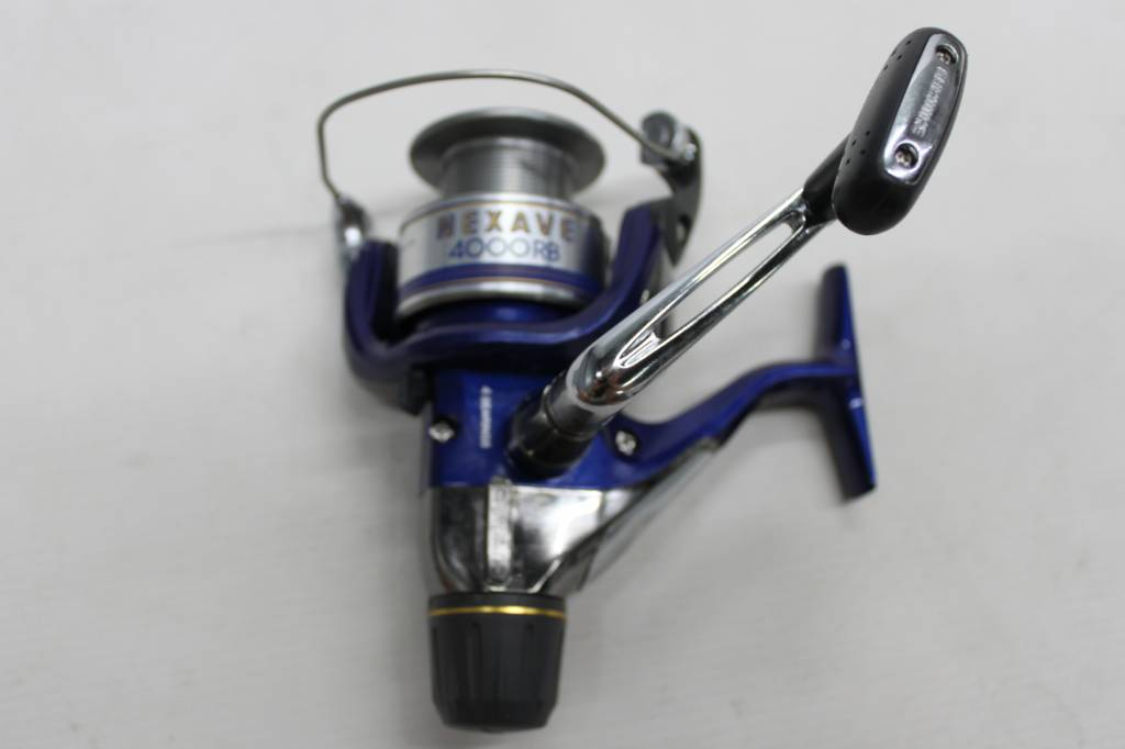 Carp reels with rear drag