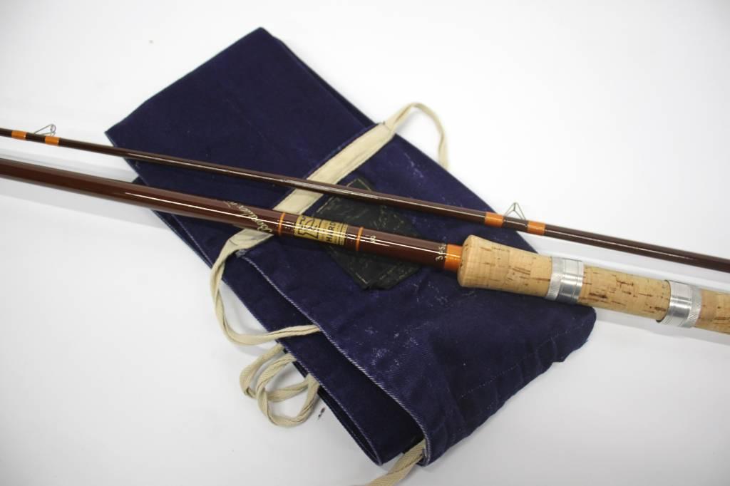 Hand build carp rods