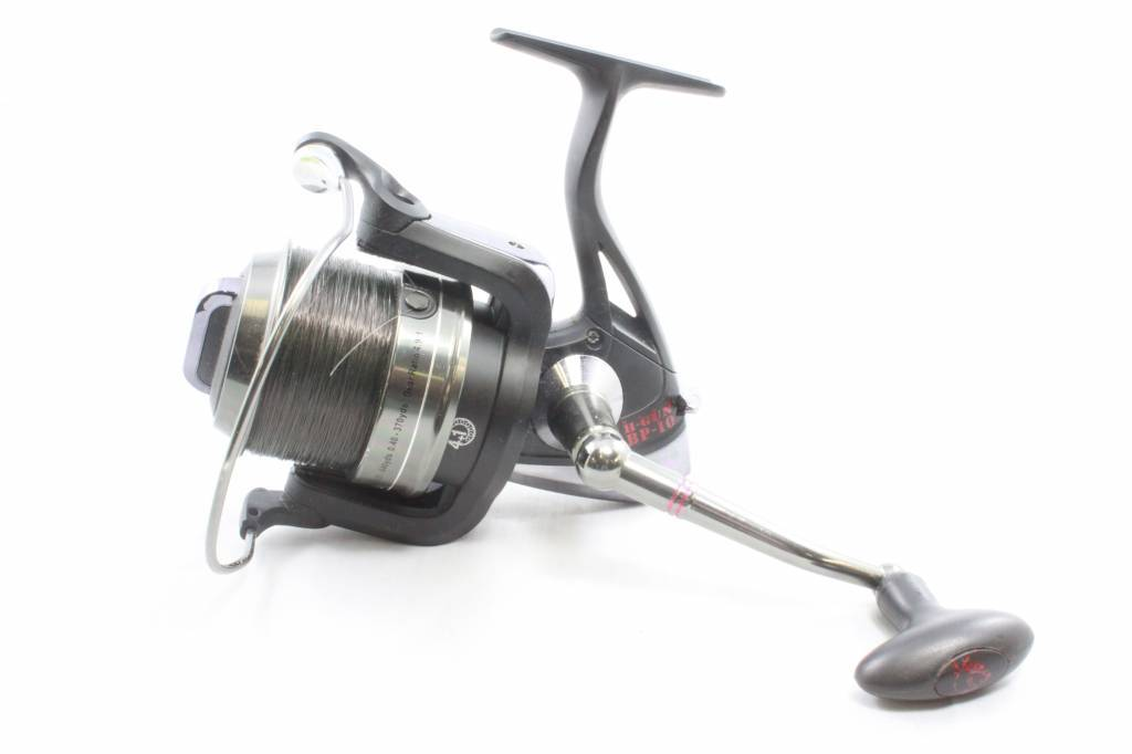 New & second hand big pit reels for carp fishing