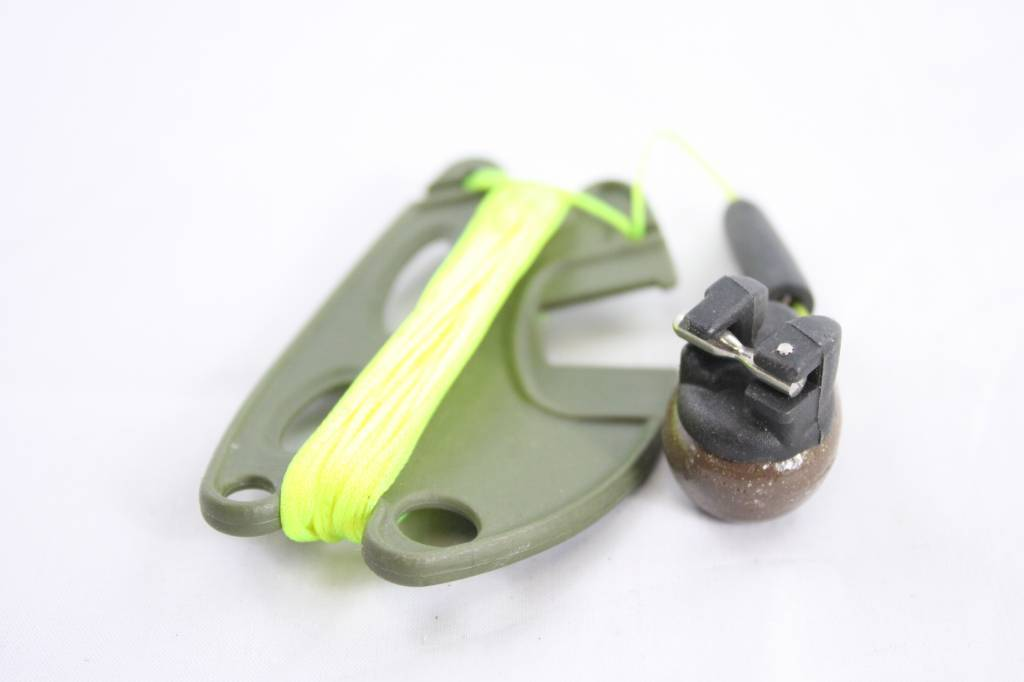 All kinds of lead you need for carp fishing