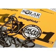 Solar stronghold 101 | size 10 | 10 pcs | carp hooks