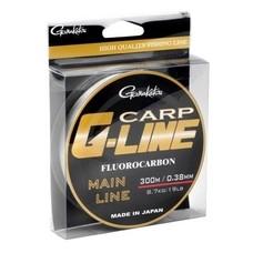 Gamakatsu carp g-line fluorocarbon main line 300M
