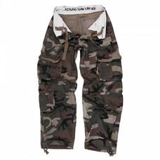 Kosumo infantry stone washed camouflage green   pants