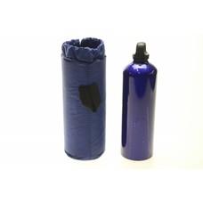 Universele fles + hoes | blauw