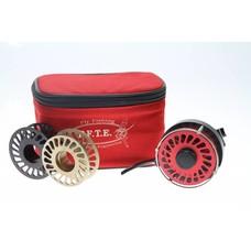 FFTE | fly reel + 2x spare spool