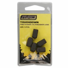 MAD touchdown fast 'n safe flying back lead | 5 pcs