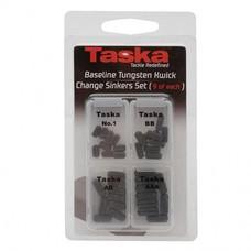 Taska baseline tungsten kwick | change sinkers set