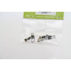 JTB feeder beads copper | 3 pcs