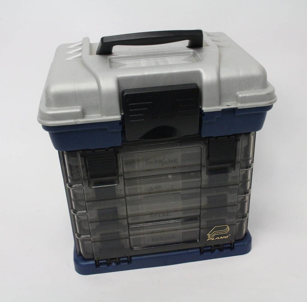 Tackleboxes for trout fishing