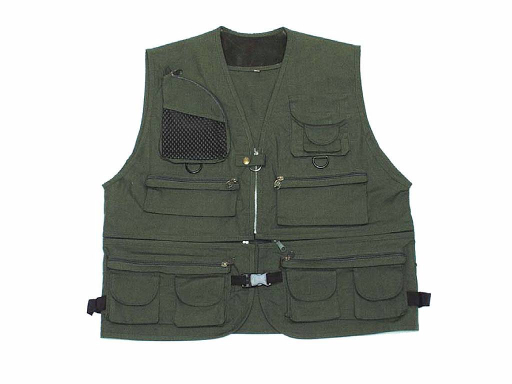 New & second hand fly vests