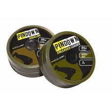 Avid Carp pindown unleaded leader | 65 LB / 29.5 KG | 7 M
