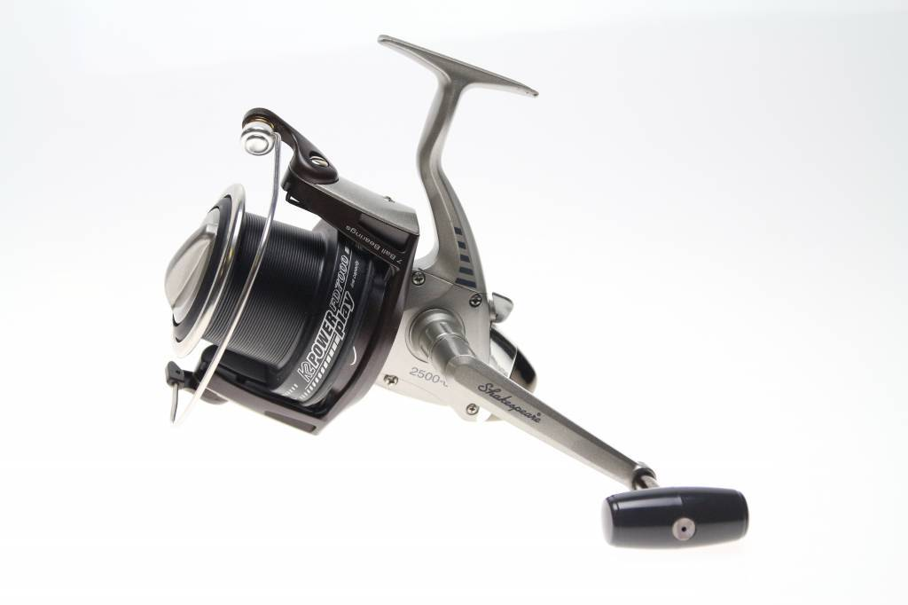 Big pit reels for feeder fishing